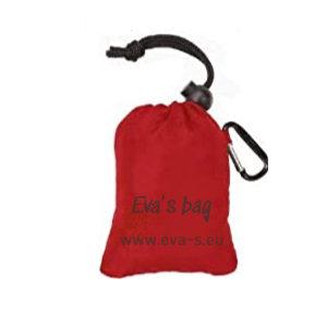 reklamní přívěsky skládací taška s karabinkou
