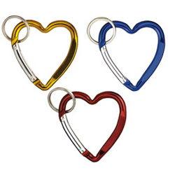 Zakázková výroba karabin ve tvaru srdce